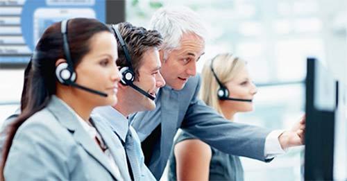Pelayanan Kontak Layanan Pelanggan (Contact center)