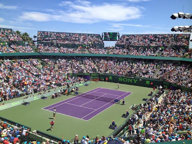 Onde comprar ingressos para jogos de tênis em Miami