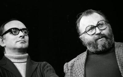 Ennio Morricone - Sergio Leone