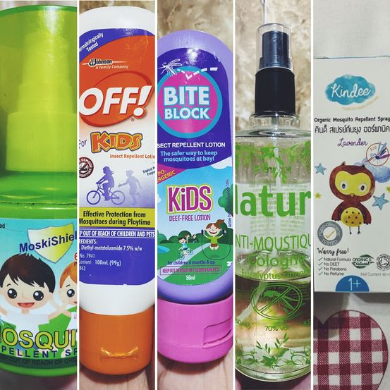 Best insect repellent brands in the Philippines