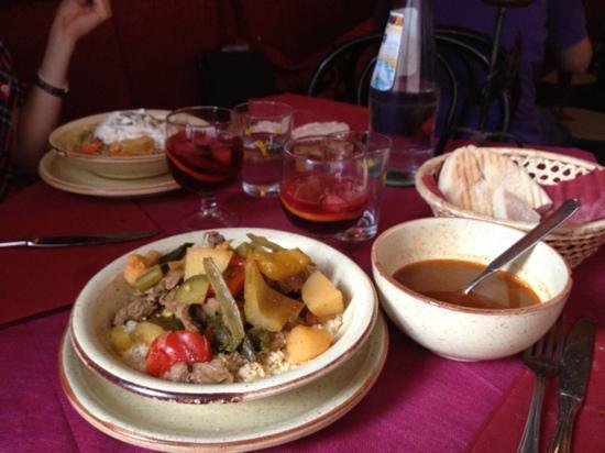 Restaurante Frary's em Veneza