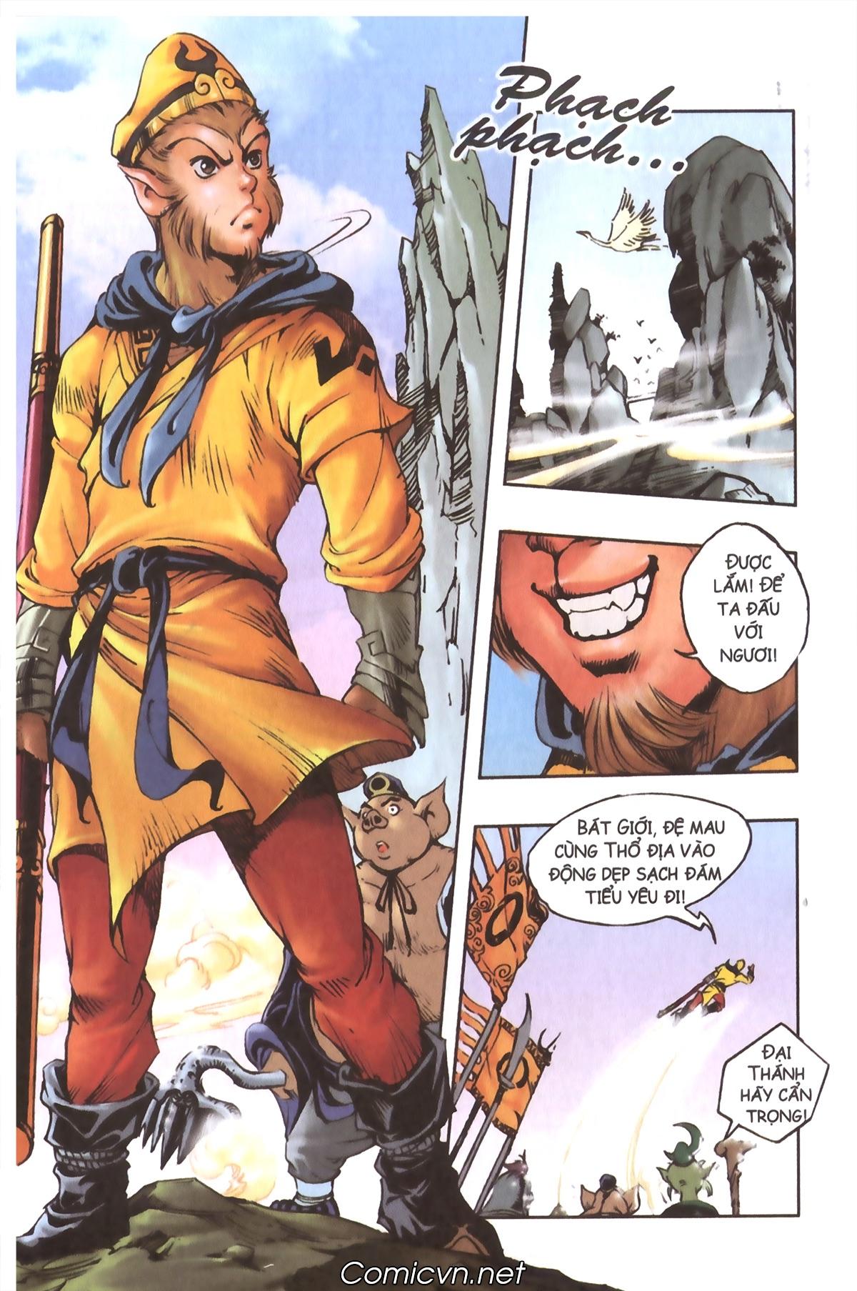 Tây Du Ký màu - Chapter 108 - Pic 23