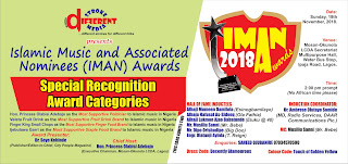 IMAN Awards 2018 Invitation Cards Ready For Pick Up, Organizers Reveal
