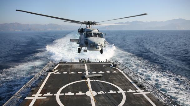 Turkey's largest military training 'Denizkurdu' begins