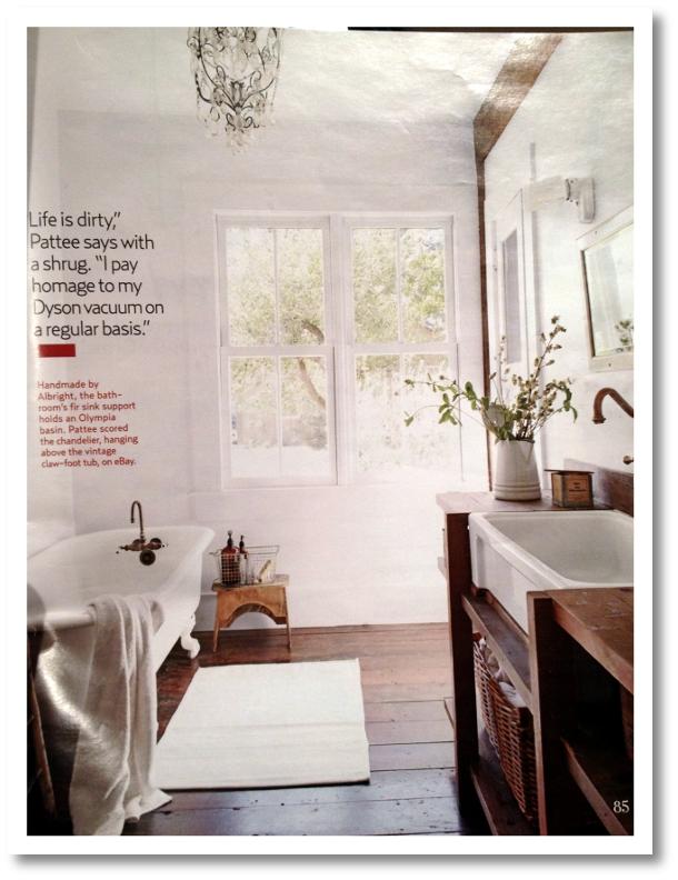 White Country Living Room Decorating Ideas: Lulu Belle Design: WHITE WHITE WHITE