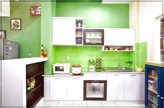 Desain Dapur Minimalis Rumah Type 36