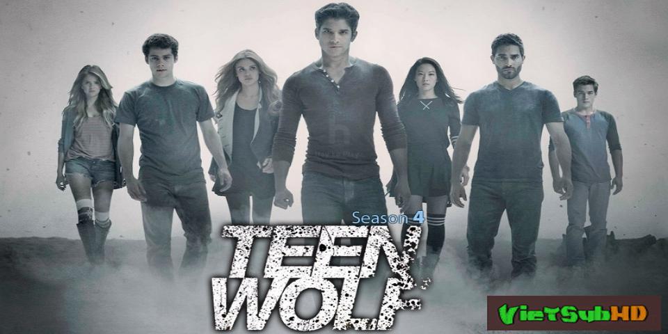 Phim Người Sói Teen 4 Hoàn Tất (12/12) VietSub HD | Teen Wolf (season 4) 2014