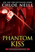 Phantom kiss 12.5, Chloe Neill