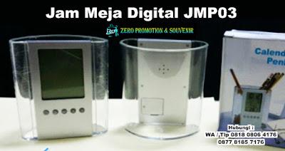 Barang Promosi Jam Meja, Desk Clock, Jam Meja Eksclusive, Jam Meja Multi Fungsi, Grosir jam meja promosi dengan Desain Logo Custom