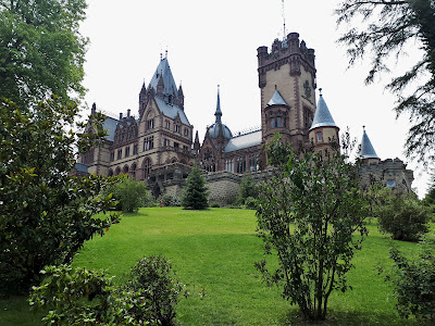 Drachenburg castle in Koenigswinter North Rhine-Westphalia
