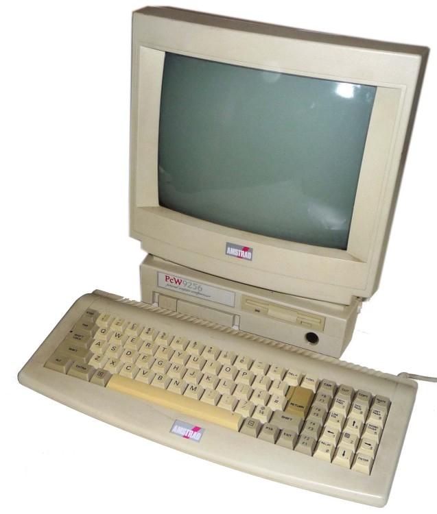 Amstrad PCW 9256