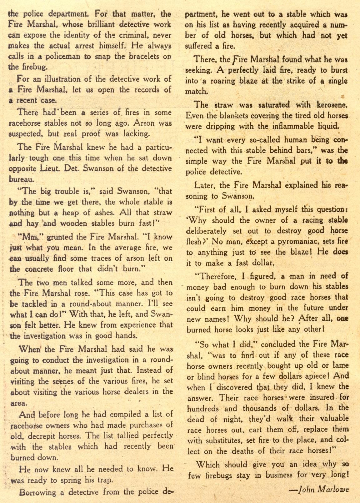 Read online Detective Comics (1937) comic -  Issue #194 - 34