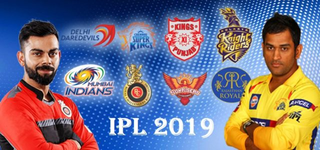 All Facts And Details About IPL 2019