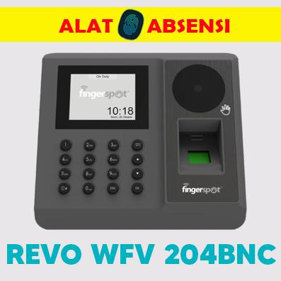 Alat Absensi Revo WDV-204BNC