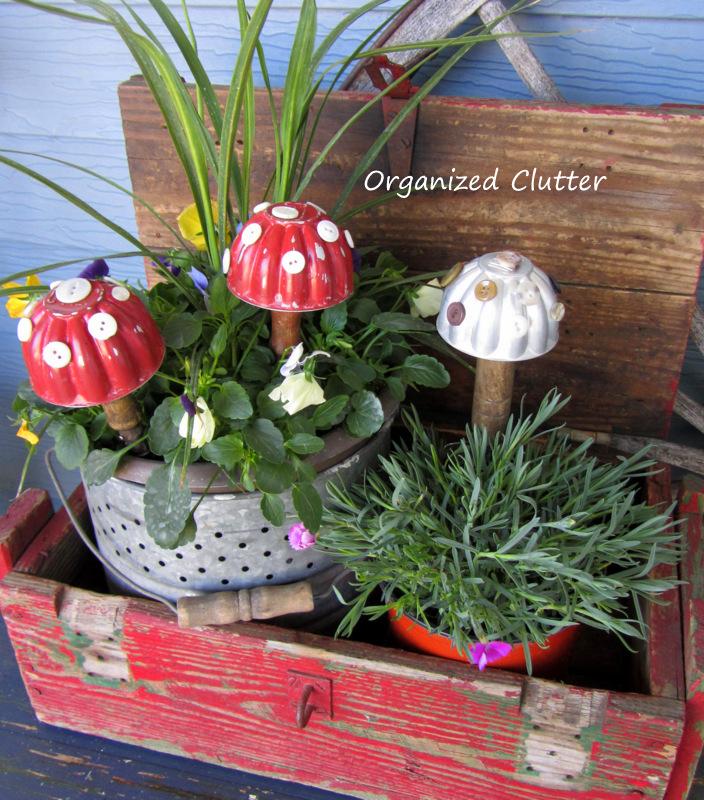 Junk Garden Ideas 2018 Edition: 16 Creative Container Vignette Ideas