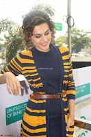 Taapsee Pannu looks super cute at United colors of Benetton standalone store launch at Banjara Hills ~  Exclusive Celebrities Galleries 020.JPG