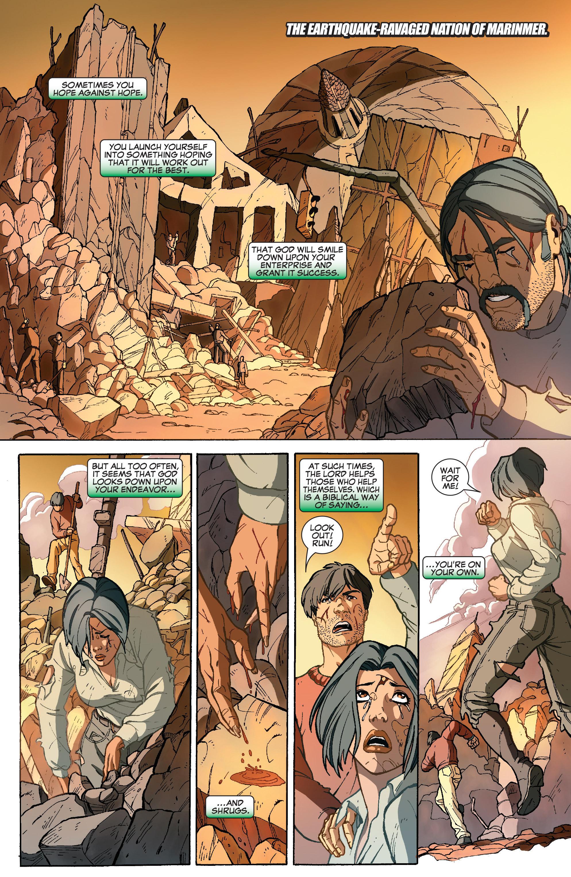 Read online She-Hulk (2005) comic -  Issue #35 - 3