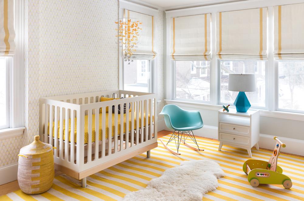 20 Desain Kamar Bayi Rumah Minimalis