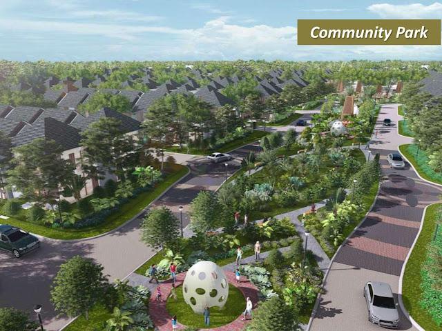 community park cluster amarine