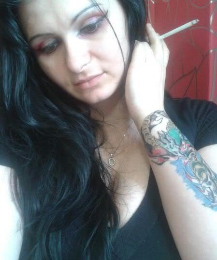 gotika tenebrosa intrigante passionale amante della perversione