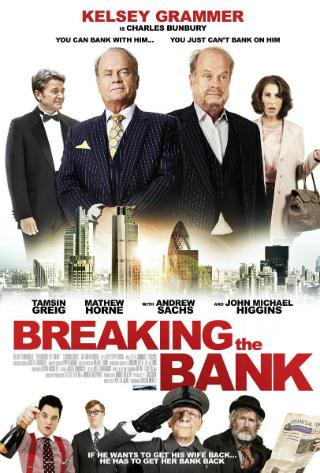 Breaking the Bank [2015] [DVDR] [NTSC] [Latino]