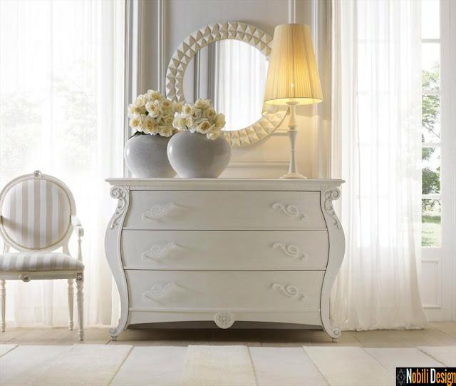 Mobila italiana stil clasic de lux - Mobila dormitor Italia | Comoda - dormitor - stil - clasic - italia