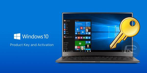 Windows 10 Ürün Anahtarı Nasıl Bulunur?