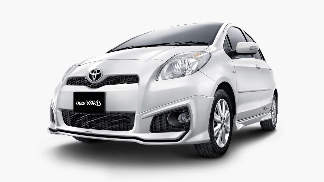 Mobil Toyota New Yaris Telah Resmi Diluncurkan Di Indonesia Pada