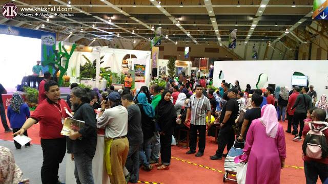 Maha, Pameran antarabangsa pertanian, hortikultur dan agro pelancongan Malaysia,