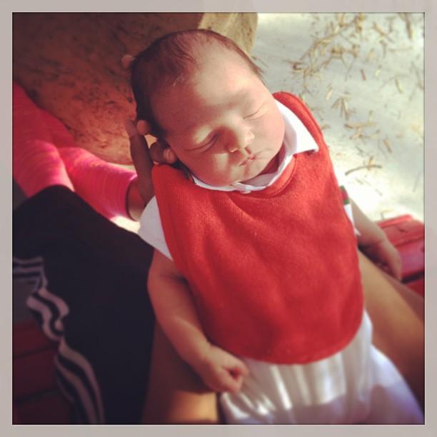 neborn baby dominic