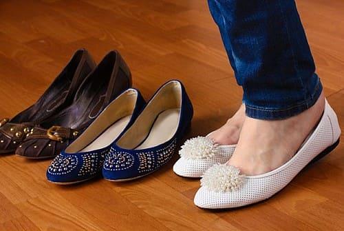 alas kaki untuk ibu hamil