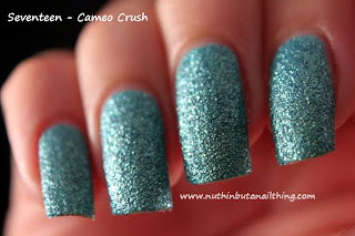 Seventeen Rock Hard Couture Nail Effects Collection