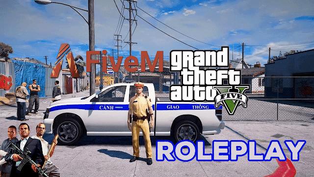 Tải Five M Để Chơi GTA V RolePlay