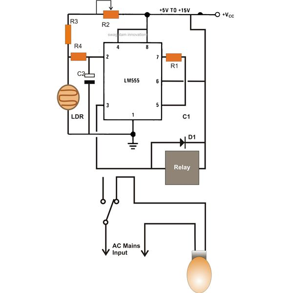 12v Timer Relay Wiring Diagram, 12v, Get Free Image About