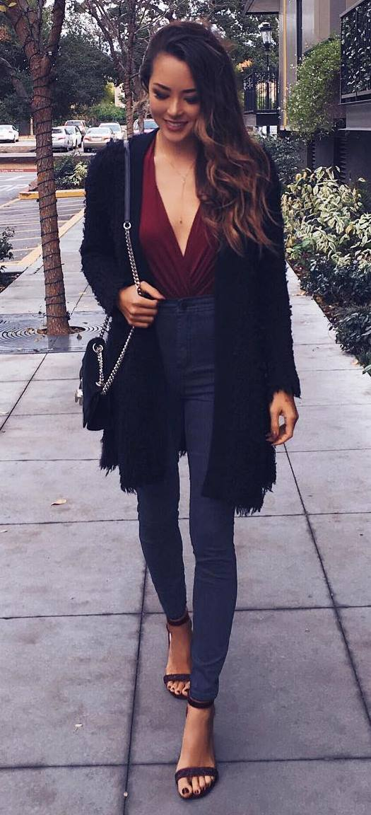 Outfits Club: 50+ Chic Outfit Ideas To Wear This Fall