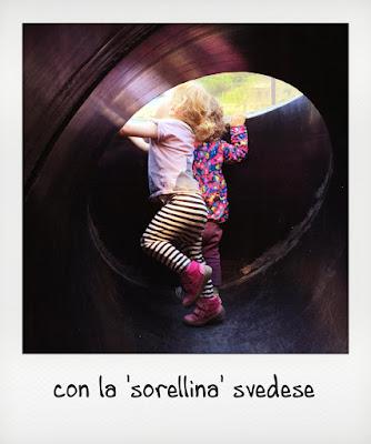 Skansen, l'isola dei bambini di Stoccolma