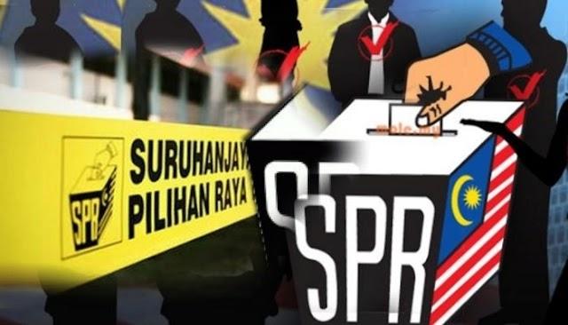 Jom Semak Daftar Pemilih PRU 14