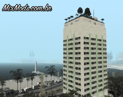 prédio com vista para o mar gta sa