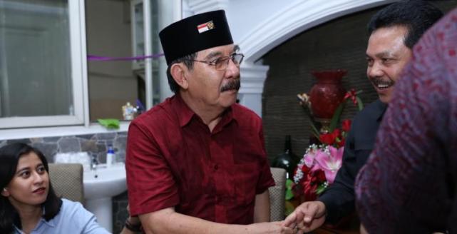 Antasari Azhar: Jangankan Mengundang SBY, Terpikir Saja Enggak