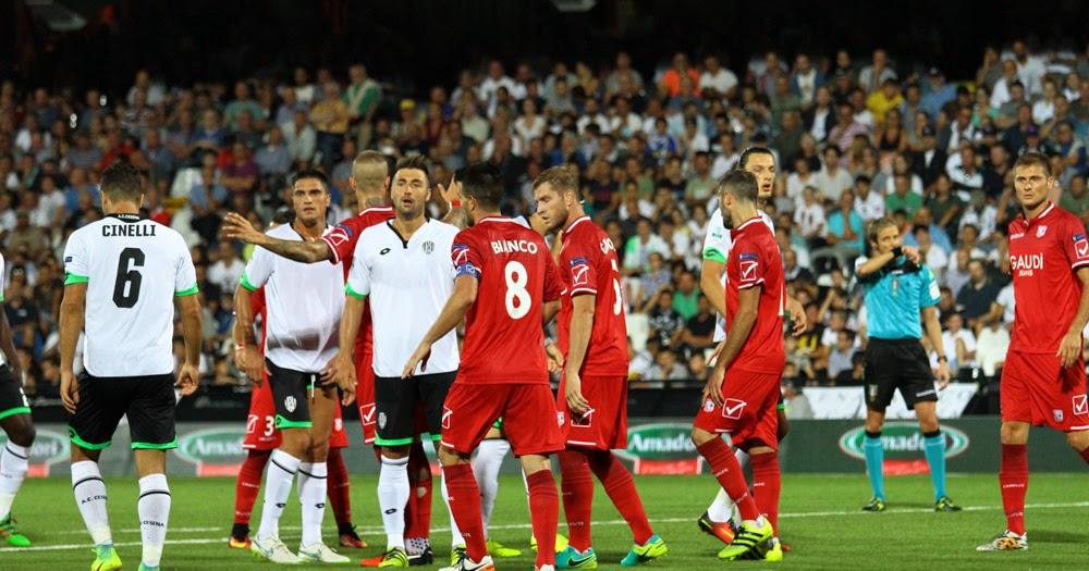 Cesena - Carpi 1-0 3° giornata Serie B 16/17