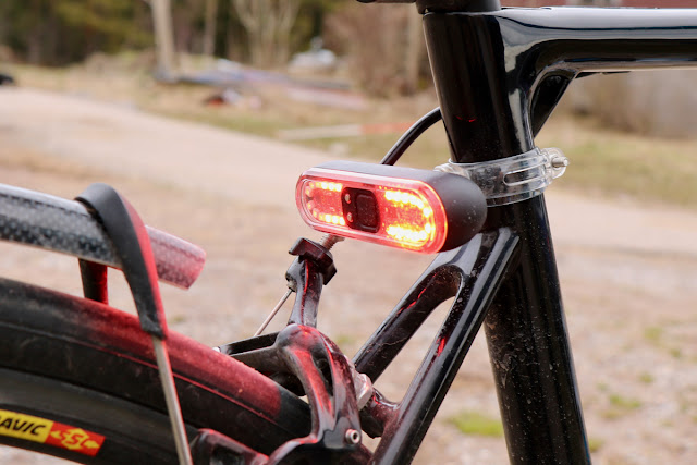Review - Blaze Burner Rear Light