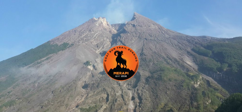 Goat Run – Trail Running Series – #2. Mt. Merapi • 2017
