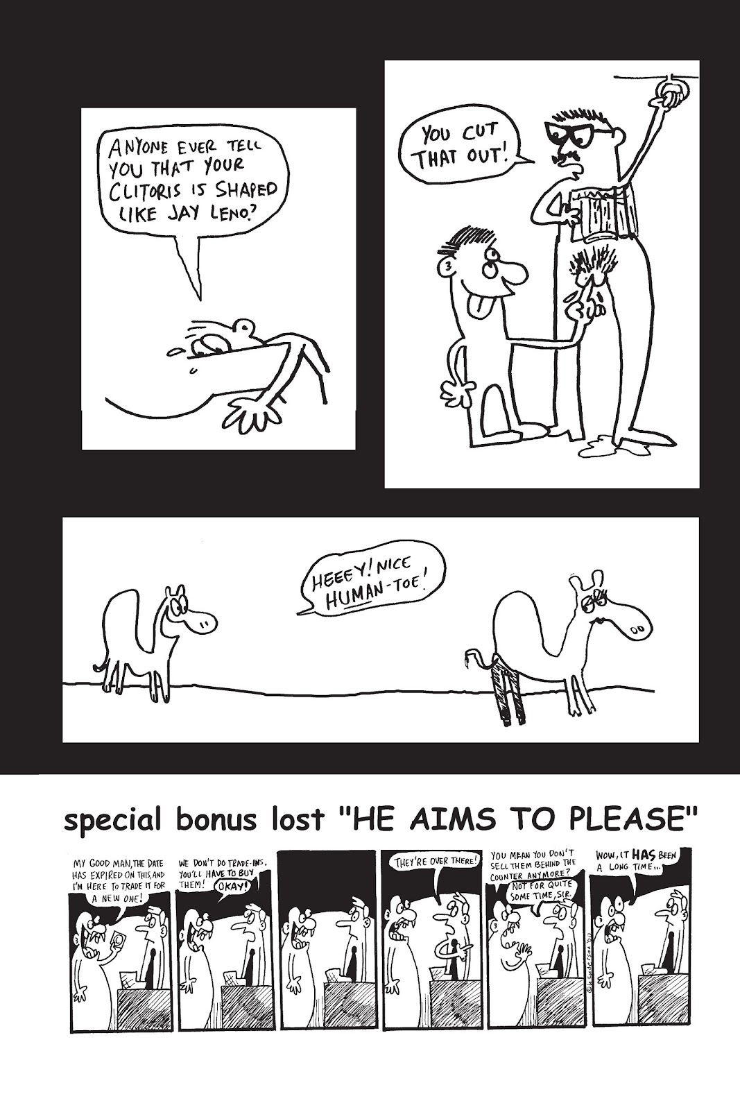 Read online Magic Whistle comic -  Issue #9 - 20