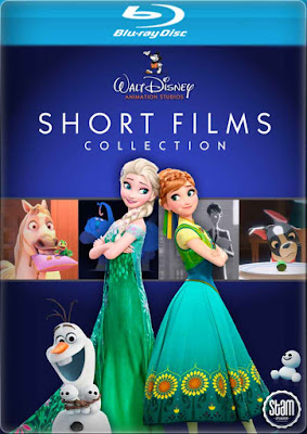 Walt Disney Shorts Films Collection [2015] [BD25] [Latino]