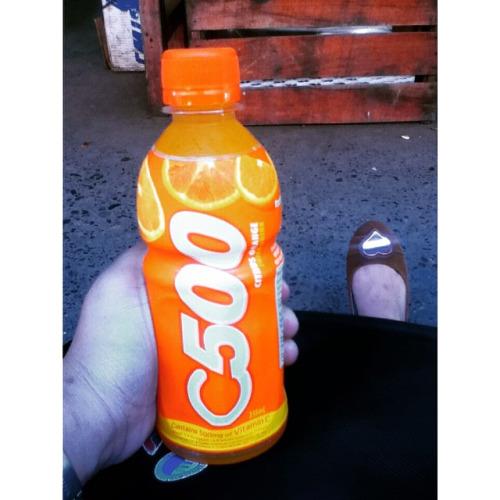 Hannah Shane S Blog C500 Juice Drink