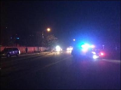 bakersfield pedestrian fatality car collision virginia avenue larry street