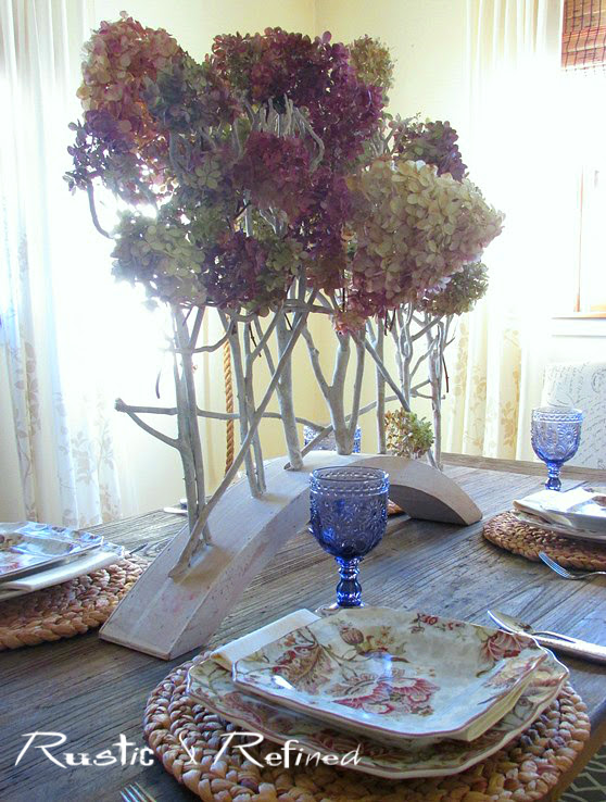 Casual Dining for Fall