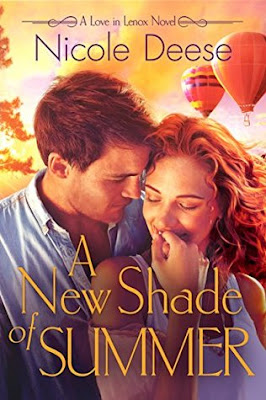 Heidi Reads... A New Shade of Summer by Nicole Deese