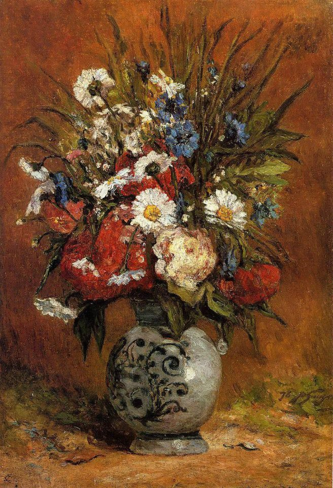 Paul Gauguin Post Impressionist Painter Still Life