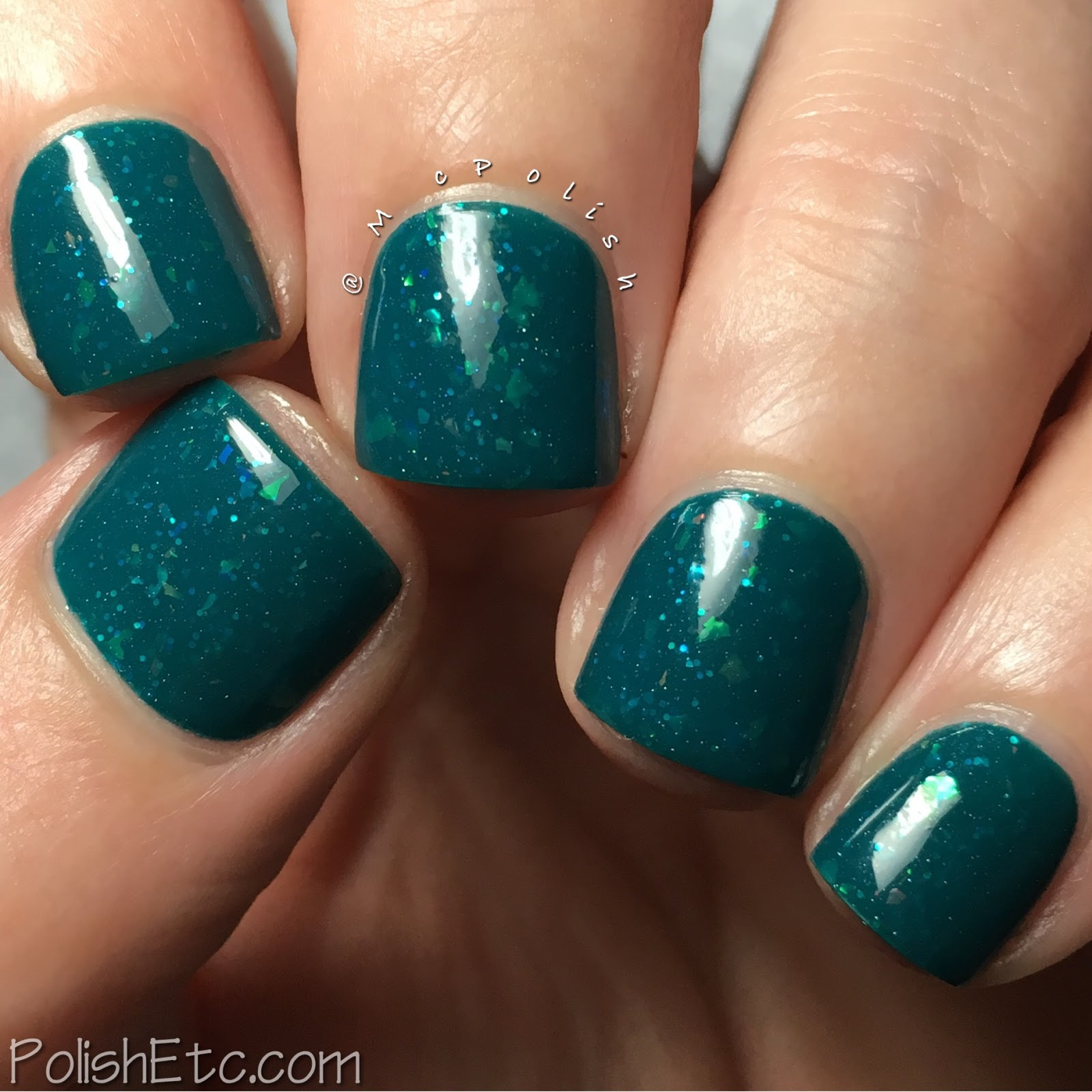 Road to Polish Con - Week 2 - McPolish - Meet Me on the Pier by Lavish Polish